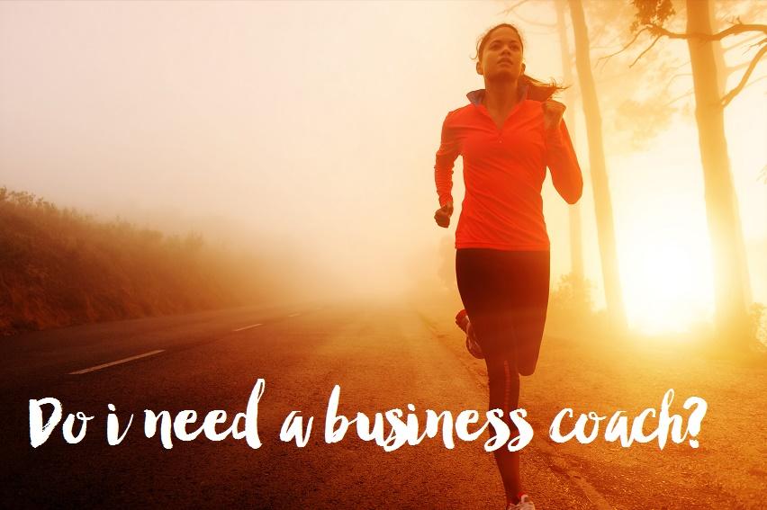 should I hire a business coach
